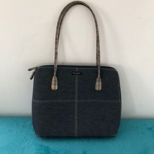NWOT-  Denim Kate Spade Bag